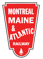 Montreal, Maine & Atlantic Logo